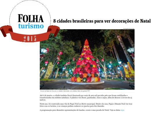 Folha Turismo